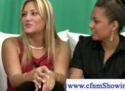 Cfnm ladies demanding masturbations