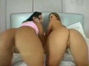 Threesome Brianna Love & Ice La Foxxx