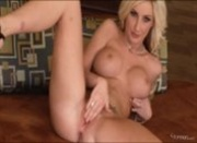 Riley Chase Gives Herself an Orgasm