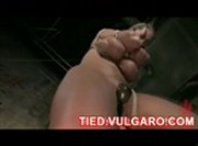 Hot Tied Slavegirl
