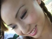 Cute Asian Teen Tia Tinaka Dont Tell Dad