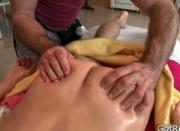 Lucky guy gets great massage 3 By GotRub