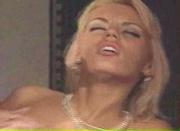 Anita Blond - fucked in black dress