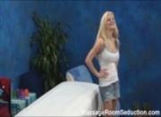 Busty Teen Caught on Massage Room Spy Cam!