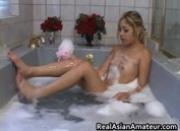 My asian GF in bathtub 3 by CaughtExGF