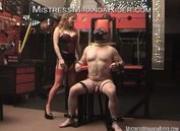 Mistress Miranda seductive tease