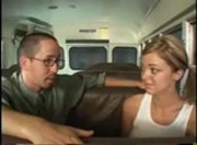 Blonde Teen Jessi Summers - School Bus Girls