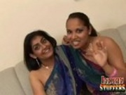 Indians Chicks Gaya Patel and Mina