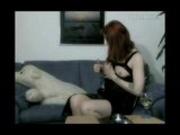 Redhead finnish girl - amateur sex - 2