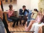 SSP - Russian Student Gangbang