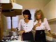 Jeanna Fire and Sharon Kane