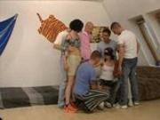 Russian - Orgy Scene 6