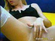 Nice Pussy On Webcam