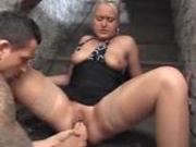DA scene1 - german blonde fucked and fisted