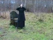 UK Girl Celeste Flashing around Carlisle