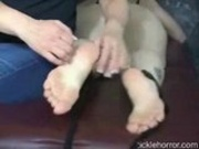 Sienna and her tickling fetish