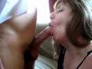 Homemade - Mature BJ
