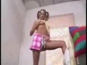 Amateur - Petite flexible amateur girl loves to fu
