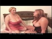 BBW Samantha Girl on Girl