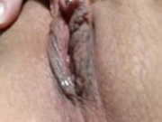 my pussy very wet