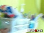 Melissa Doll - BrunoB clip w blond wig