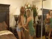 Amy Reid and Brooke Belle