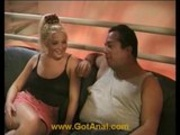 Milf blond does 1st scene after being stood up