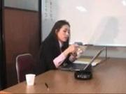 Korean Lawyer Gets Fucked