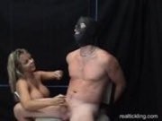 Amber Bach Femdom Handjob