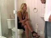 Horny housewife fucked by the plumber