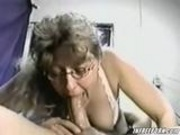 Sucking His Cock