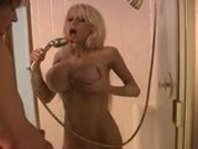 Danielle Derek- in the shower