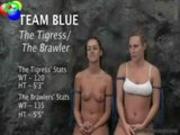 ultimatesurender - Sara Faye, Ariel X and Kylie Wor