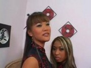 Two Sexy Asian Beavers Mia Smiles And Nadia Phuket