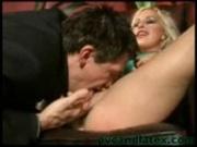 Busty Slut in Latex Fucked Hard!