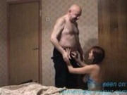 Homemade - You slut gets fucked by old fat guy