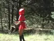 LIttle Red SEX in the Wood