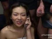 bukkake phone