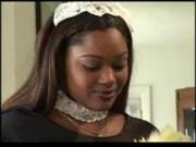Kim Eternity Maid Ebony sex video
