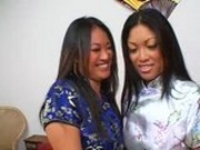 Sexy Asian Beavers Kiwi Ling And Kea Kulani