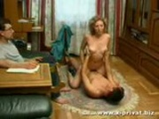 homemade doublepenetration russian amateur girl