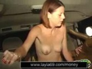 Horny people doing crazy things for cash
