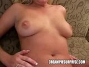 hot chick creampied