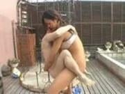 Tall Asian Woman
