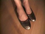 shoeplay stinky ballet flats