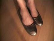 shoeplay stinky ballet flats