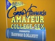 hot College Fuck - Dawson & Mandy - CorbinFisher.com