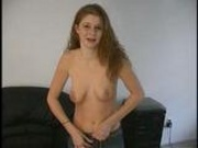 April 18yr old teen dancing