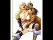 Beautiful Erotic BDSM Art