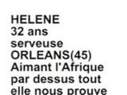 French MILF Helene - Part 1 of 3